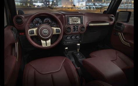 Wrangler Interior Mods by Jeep Wrangler News Cj66 Version Revealed Page 3 Page 3 Acurazine Acura Enthusiast