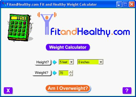 weight calculator ms iron weight calculator software fitandhealthy weight calculator