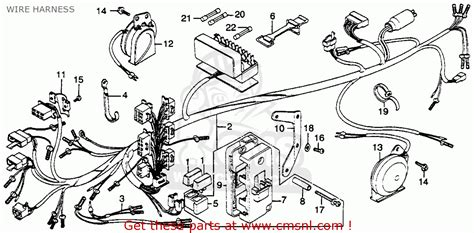 wiring diagram honda gl 100 along with motorcycle wiring