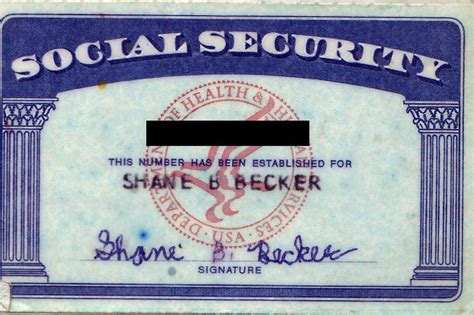 make a social security card 5 things we learned about security in 2013