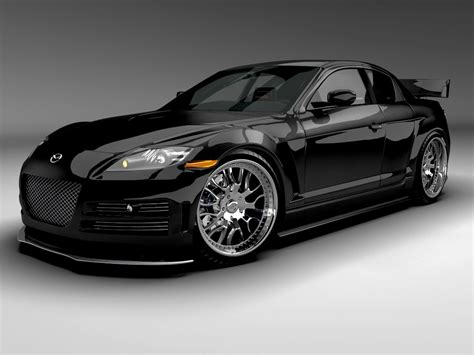 wallpaper black rx black mazda rx8 wallpaper image 35