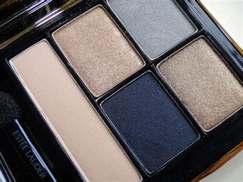 5 New Eyeshadow Palettes To Try by Estee Lauder Color Envy Scultping Eye Shadow 5 Color