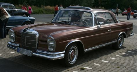 mercedes w112 mercedes 1962 w112 300se coupe the history of cars
