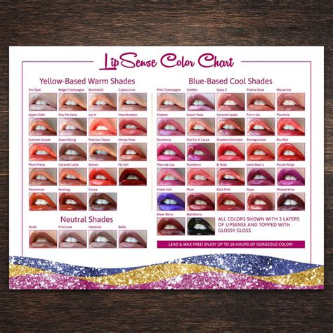 lipsense color chart best 25 lipsense color chart ideas on lip