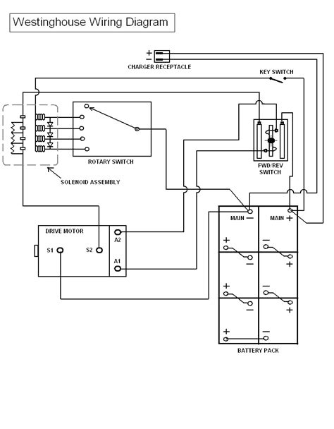 ez go golf cart wiring diagram 36 volt wiring diagrams