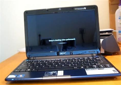acer aspire 1410 acer aspire 1410 dual core unboxing and first look video