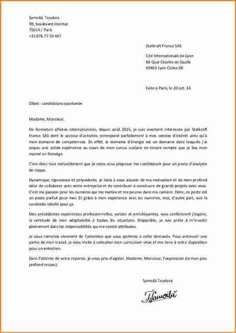 Lettre De Motivation De Atsem 10 Lettre De Motivation Candidature Spontan 233 E Exemple Lettres