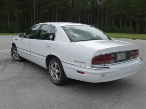 where to buy car manuals 1999 buick park avenue seat position control sell used 1999 buick park avenue sedan 4 door 3 8l great condition no reserve in palm coast