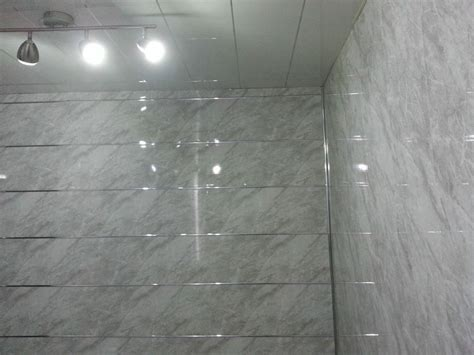 plastic wall sheets bathroom 10 grey slate effect bathroom wall panels pvc bathroom
