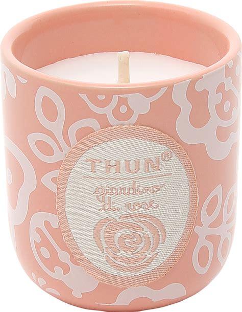 thun candele thun candela in vasetto mini giardino di complementi