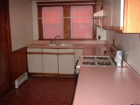 Pink Kitchen Countertops by Kitchen