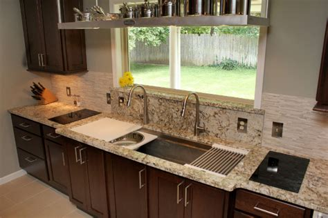 kitchen design ideas 2014 granite vs quartz what makes the best countertop