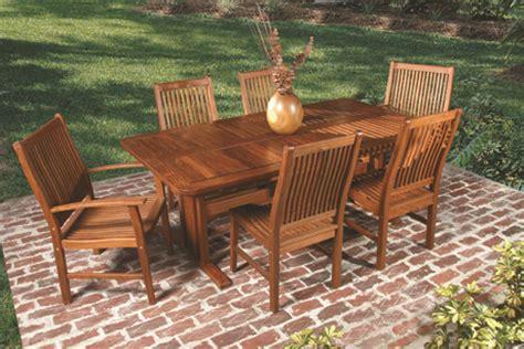Ipe Outdoor Furniture by New Hemisphere Ipe Wood Outdoor Furniture