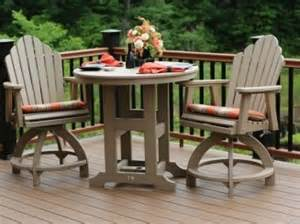 Patio Furniture Made From Recycled Plastic Milk Jugs by Lifetime Outdoor Furniture Decor Love