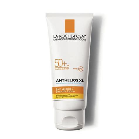 Lotion Lla la roche posay anthelios xl smooth lotion spf 50 100ml free shipping lookfantastic