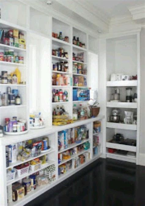 walk in pantry shelves walk in pantry kitchen ideas