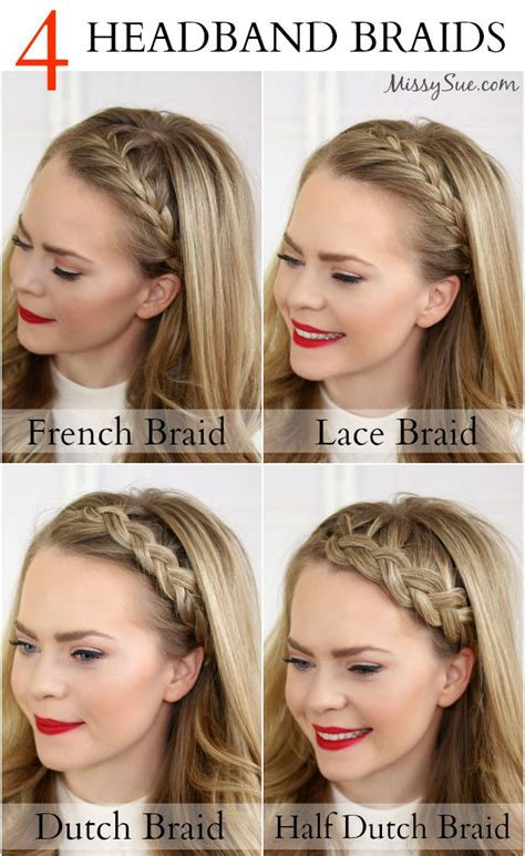 headband styler tutorial 127 best images about french braid styles on pinterest