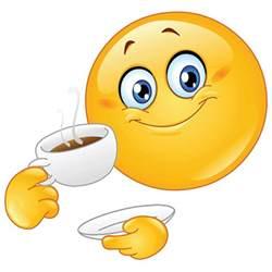 coffee smiley symbols emoticons