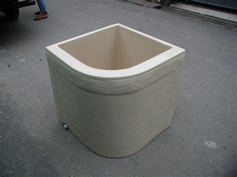 Murah Bak Cat Hijau Tebal jual bak sudut kamar mandi harga murah medan oleh dunia fibreglass