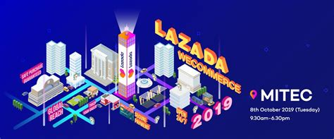 lazada wecommerce  ticketu