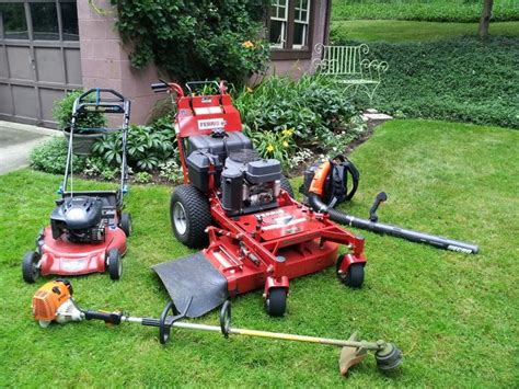 25 best ideas about lawn equipment on small