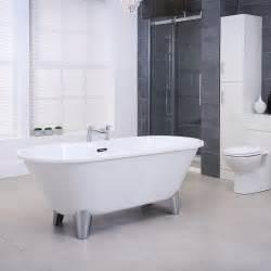 1650 Shower Bath Voss 1650 X 740 Freestanding Bath