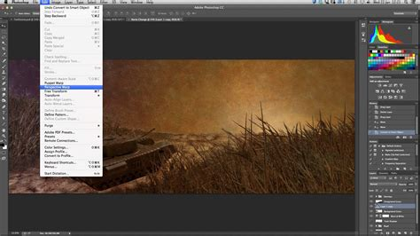 tutorial photoshop warp master photoshop cc s new perspective warp tool for
