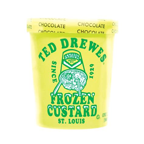 Ted Drewes Gift Cards - ted drewes chocolate custard straub s market