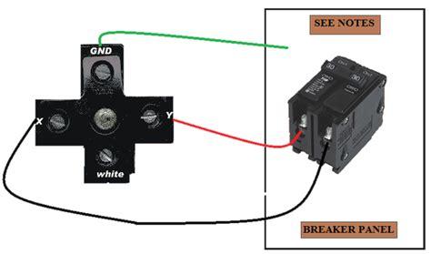 dryer hookup wiring diagram wiring diagram