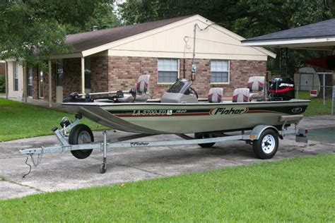 used bass boats baton rouge bass tracker 2 man boat for sale