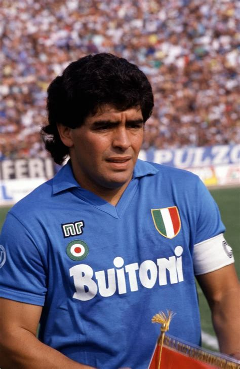 7614 C Nel Stelan 3in1 diego maradona ssc napoli 1987 88 source 3in1 football