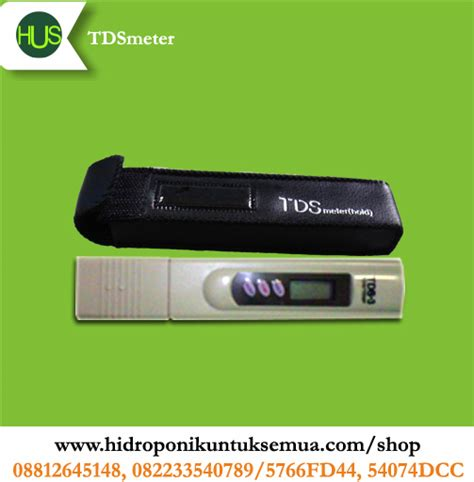 Alat Ukur Ph Dan Ppm alat ukur hidroponik untuk semua