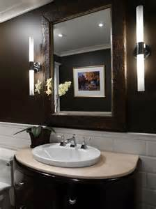 powder room lighting fixtures powder room lighting photos