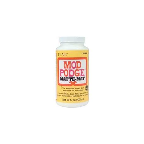 mod podge matte finish mod podge matte 473ml