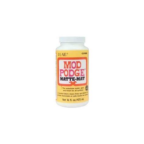 Decoupage Glue Australia - mod podge matte 473ml