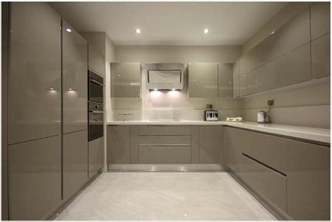 High Gloss Kitchen Cabinets | classic kitchen unit new kitchen furnitures manufacturers