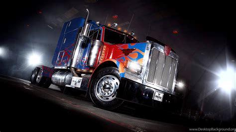 optimus prime truck wallpaper images desktop background