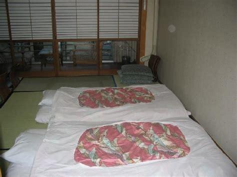 Tatami Mat Bed by Beds On Tatami Mat Picture Of Kosuien Fujikawaguchiko Machi Tripadvisor