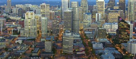 Floor Planners by Downtown Seattle Visit Seattle
