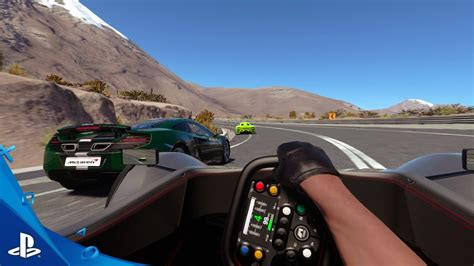 Driveclub Vr Ps4 a driveclub vr is megkapta utols 243 trailer 233 t h 237 rblock channel