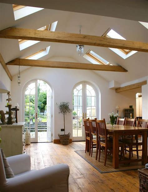 Modern Ceilings 25 vaulted ceiling ideas with pros and cons digsdigs
