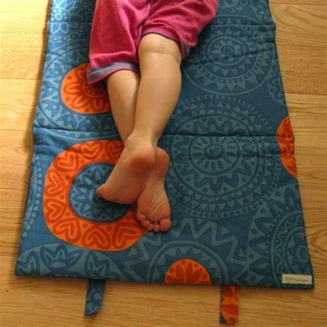 Sleeping Mats For Daycare by Mod Eco Nap Mat Blue Orange Mandala For