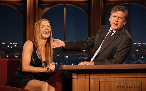 You To The Late Show With Craig Ferguson Tonight 2 by The Late Late Show With Craig Ferguson Poppy Montgomery