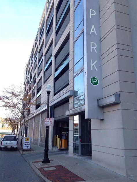 Cincinnati Parking Garages by Broadway At 7th Garage Parking In Cincinnati Parkme