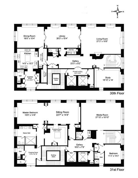 walmart floor plans billionaire walmart heiress drops 25m on park ave condo