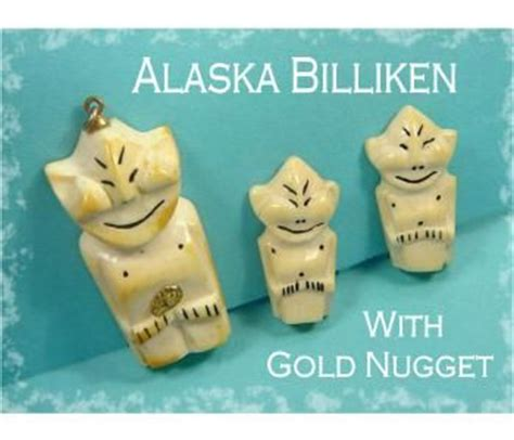 billiken jewelry alaska billiken ivory gold nugget billiken doll