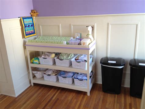 building a changing table building a changing table frugal living