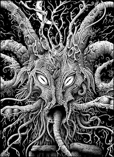 doodle shub niggurath tell me more about your faith it intrigues me