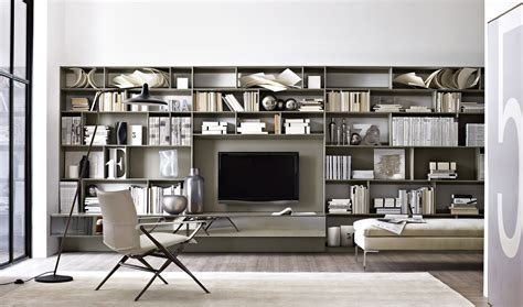 arredamento mensole di design la parete attrezzata per il soggiorno 25 idee di design