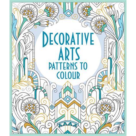 decorative art pattern books decorative arts patterns to colour book mary kilvertmary